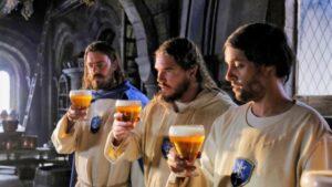 Affligem lanceert eerste campagne in Nederland: 'Maak bier, genen oorlog'